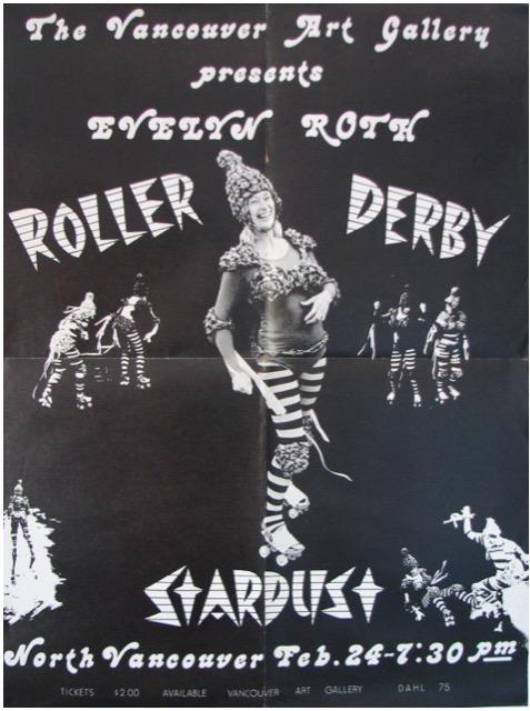 Roller Derby Canada 1972