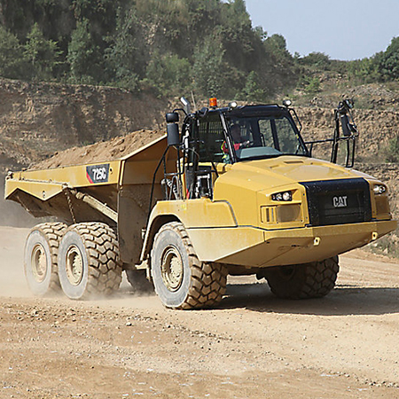 Kingston Plant Hire Backhoe