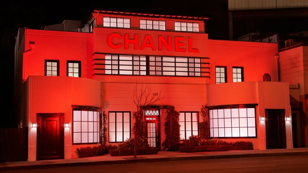 Inside the Chanel Beauty House Celebration in Los Angeles - BY ERICA WERTHEIM ZOHAR