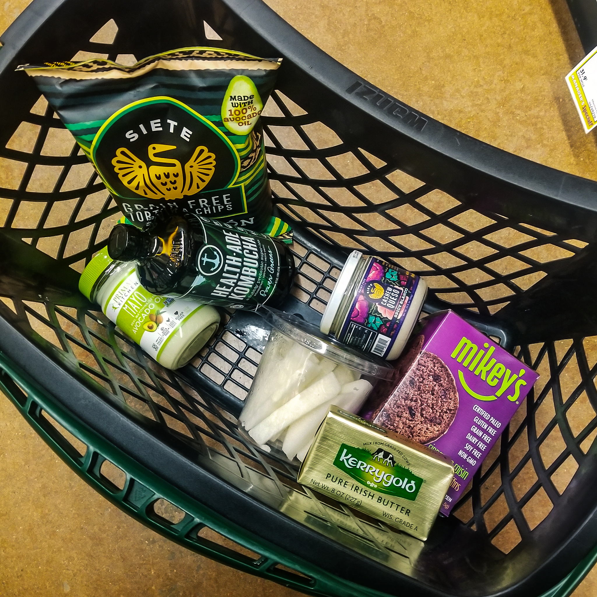 What's In My Shopping Basket: Healthy Foods I'm Loving Right