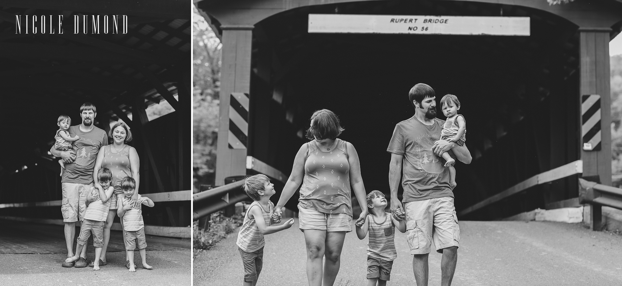 Bloomsburg Family Portrait Session