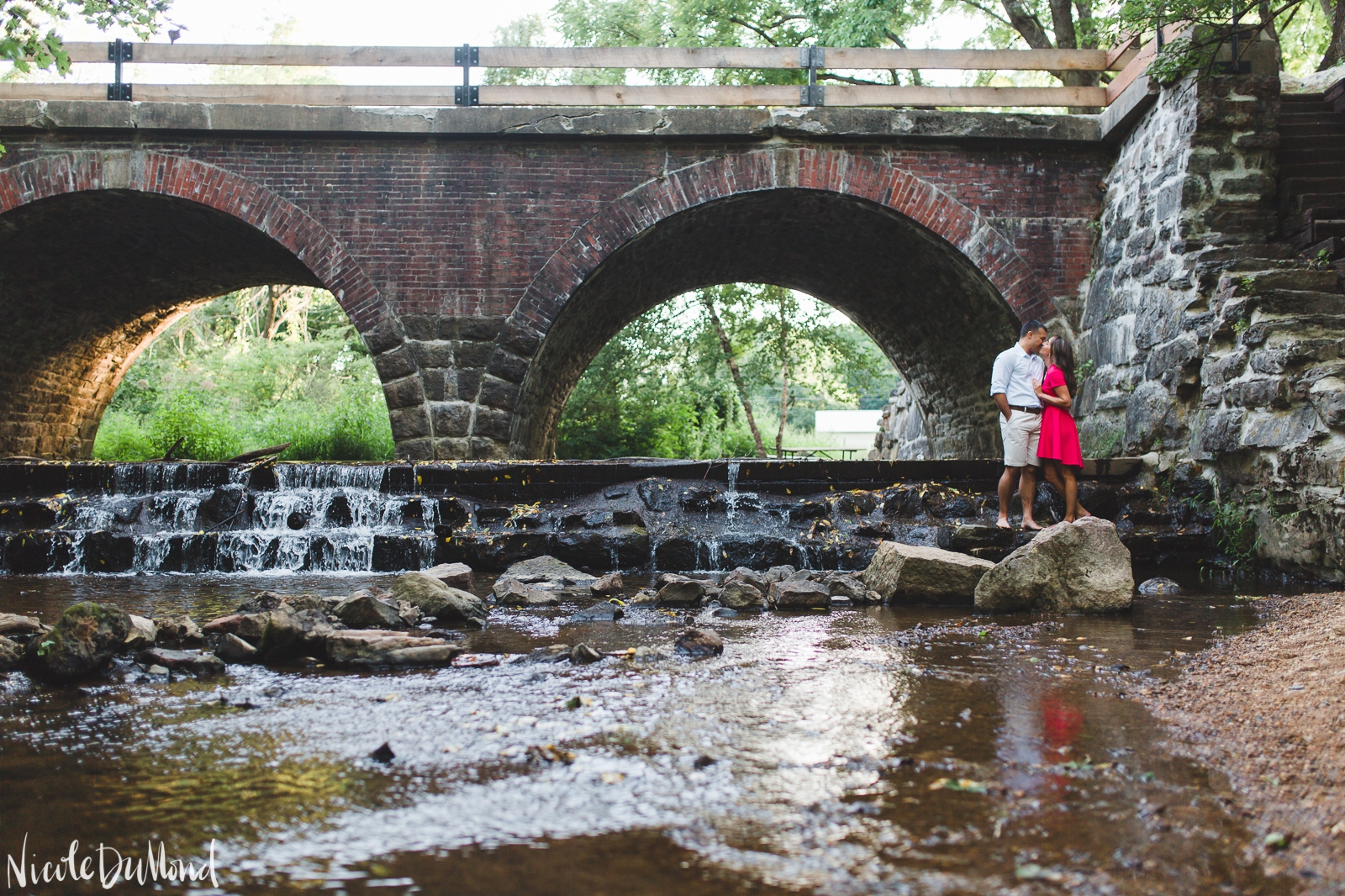 Lockridge park lehigh valley engagement 13