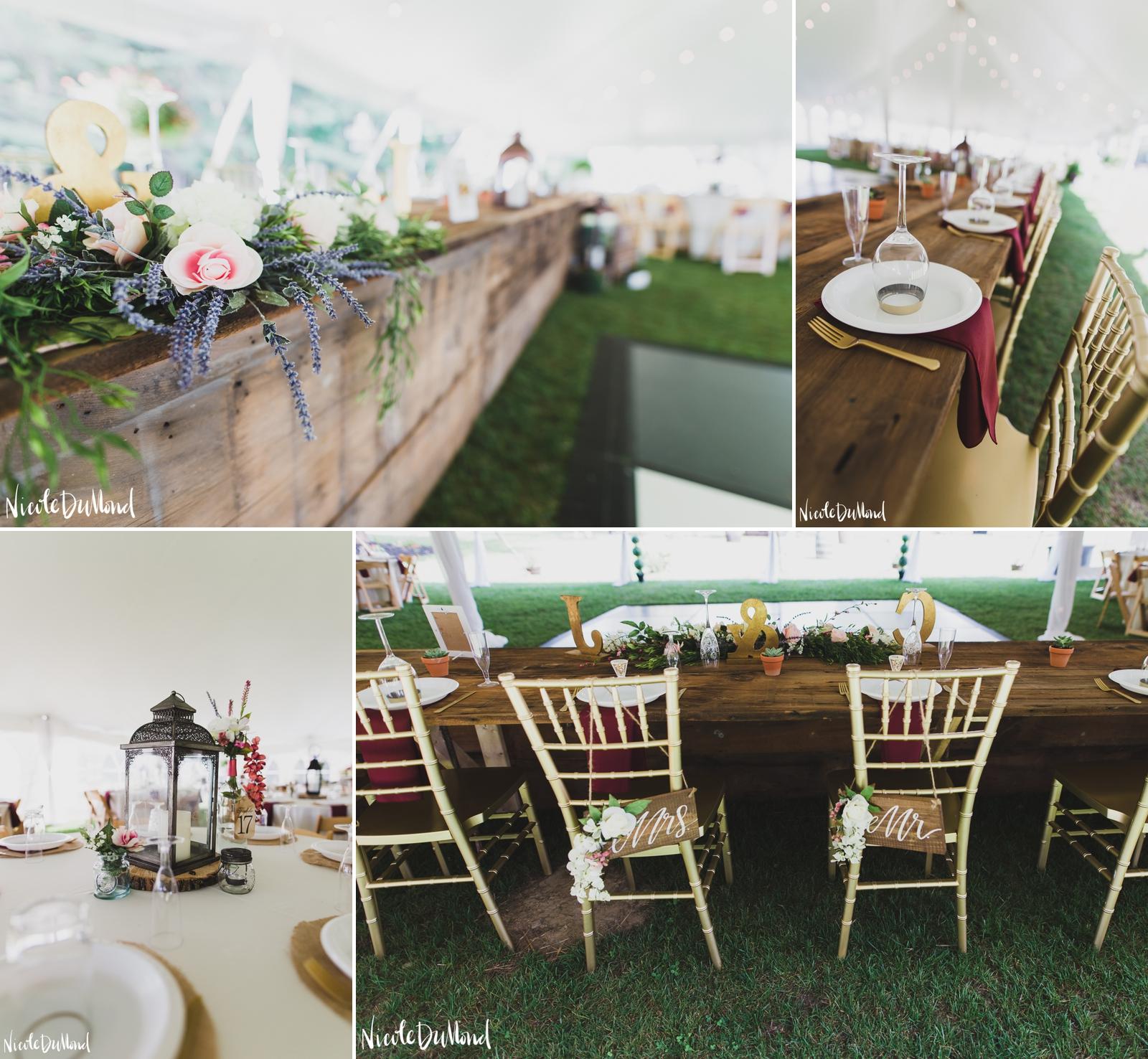 Backyard Wedding 10