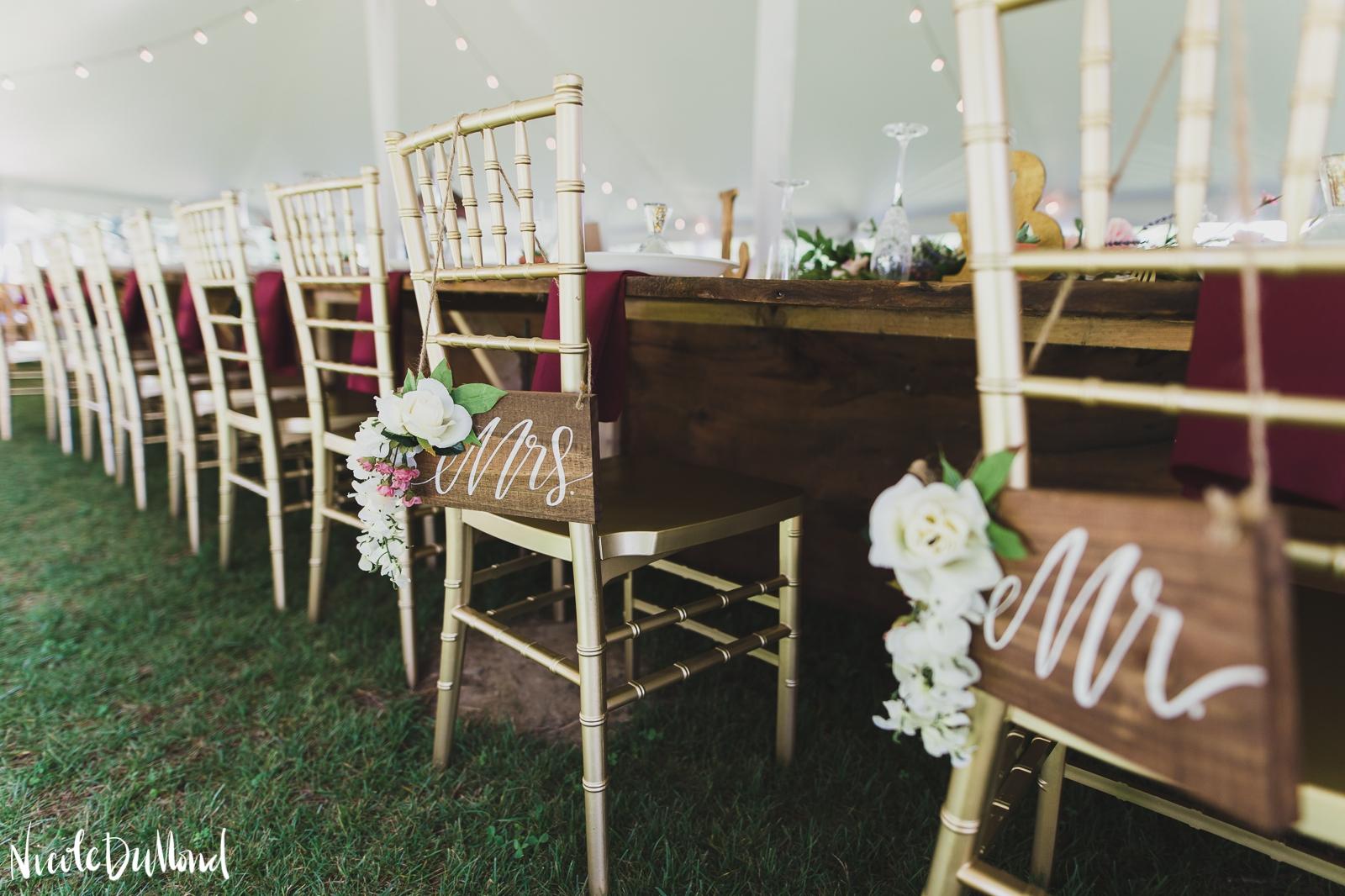 Backyard Wedding 12