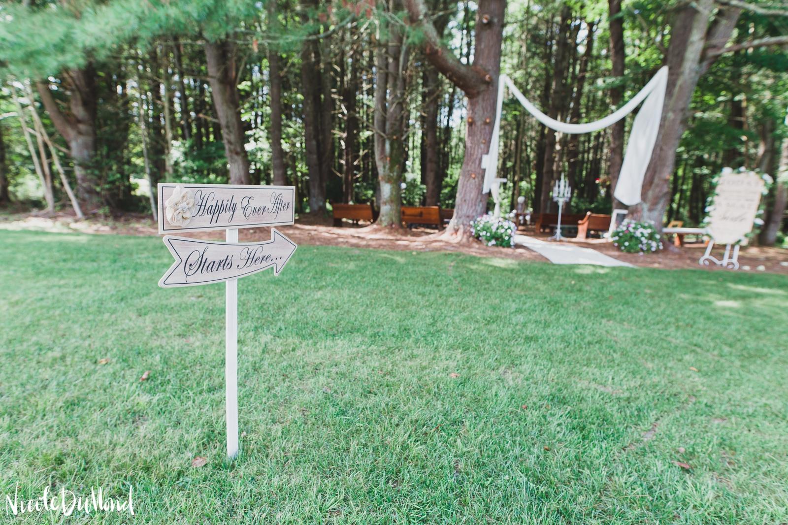 Backyard Wedding 13