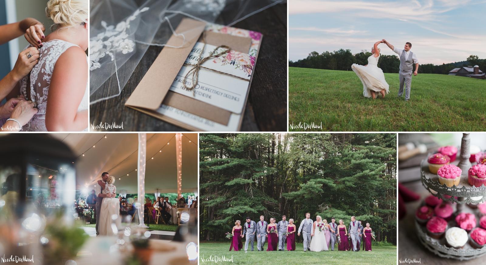Backyard Wedding 15