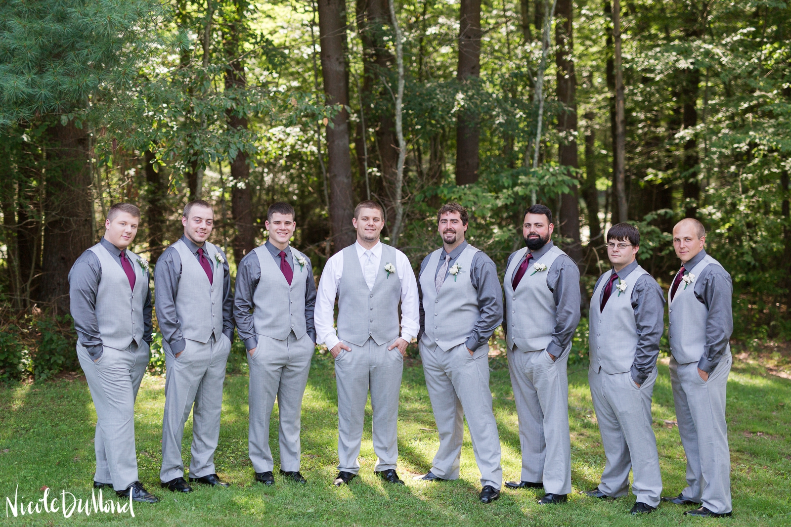 Backyard Wedding 33