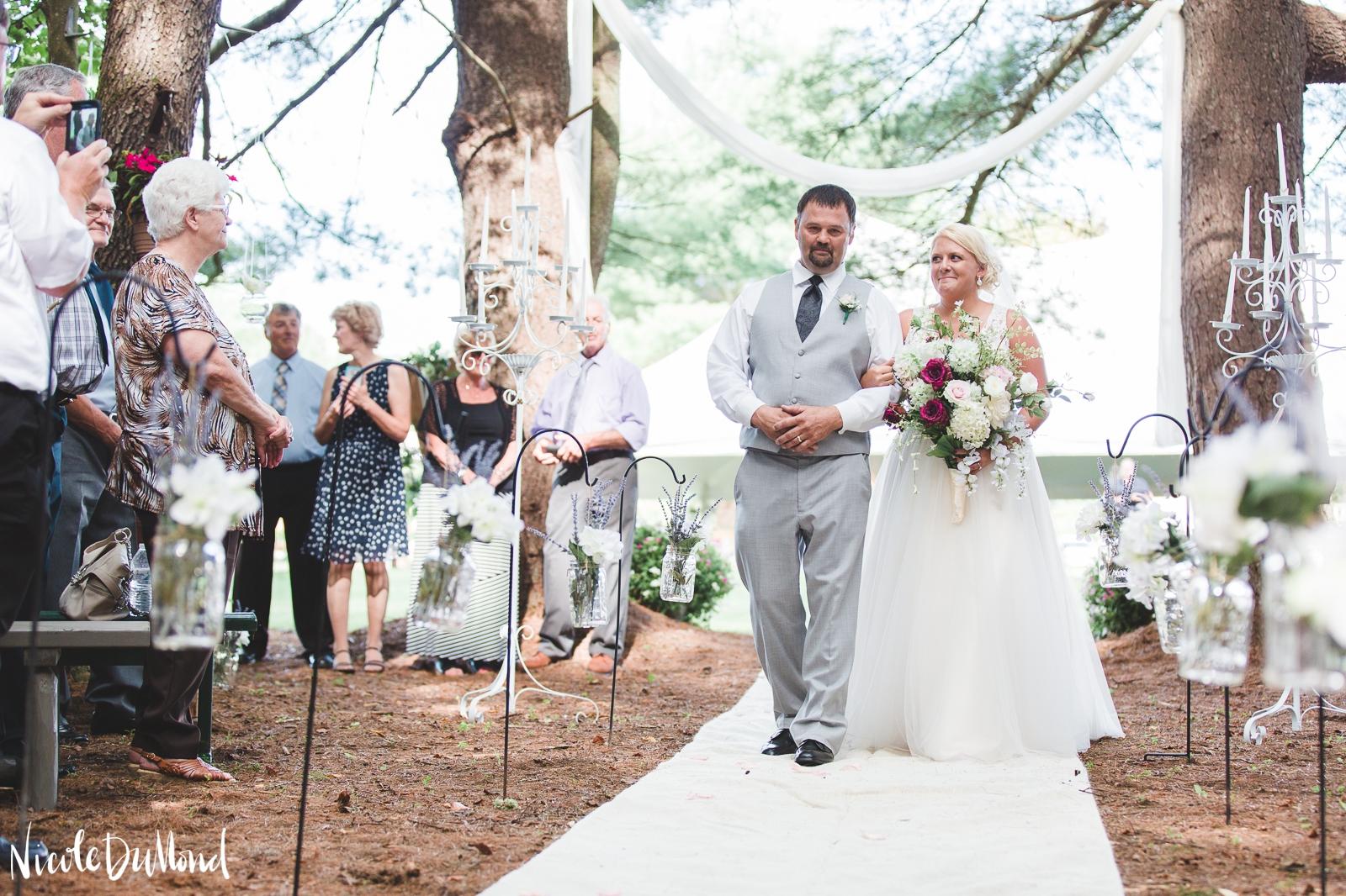 Backyard Wedding 41