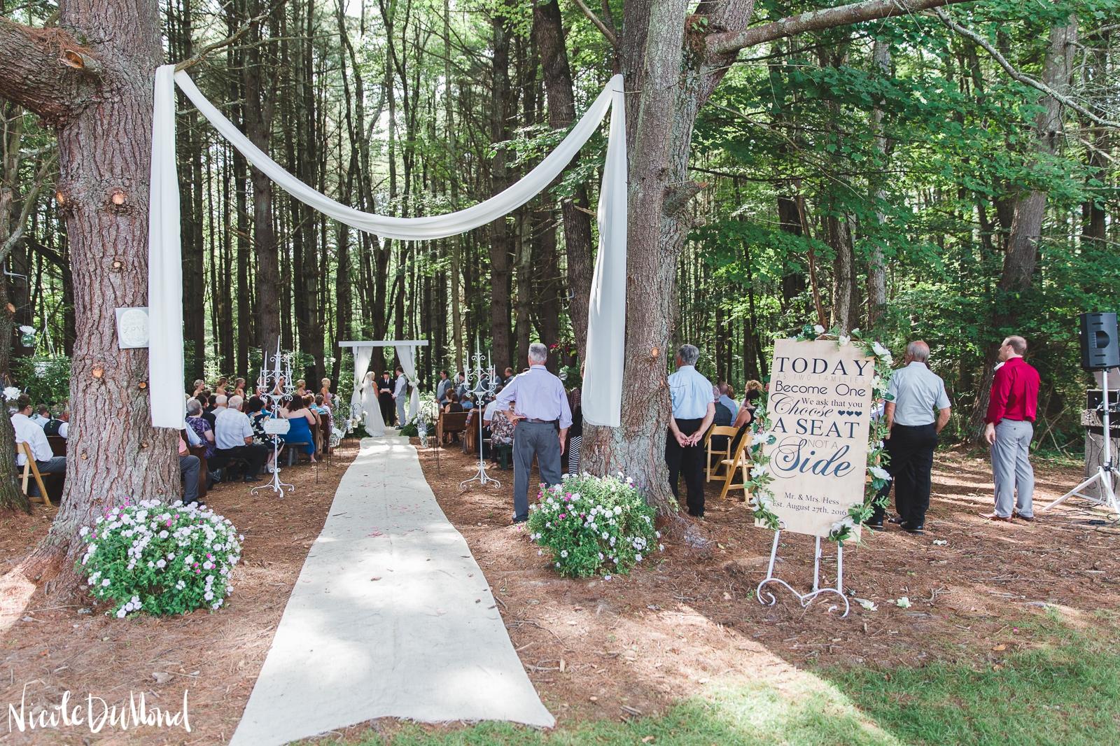 Backyard Wedding 43