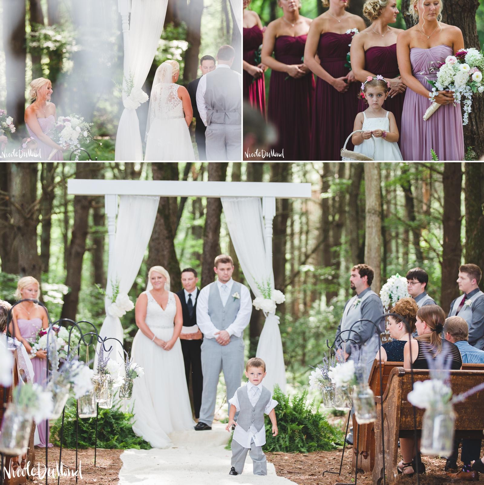 Backyard Wedding 44