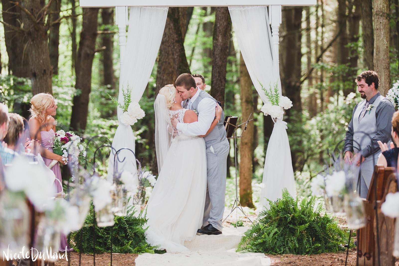 Backyard Wedding 45
