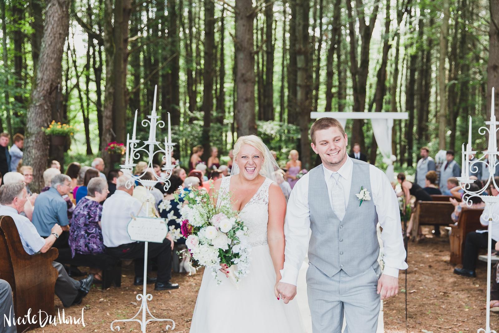 Backyard Wedding 46