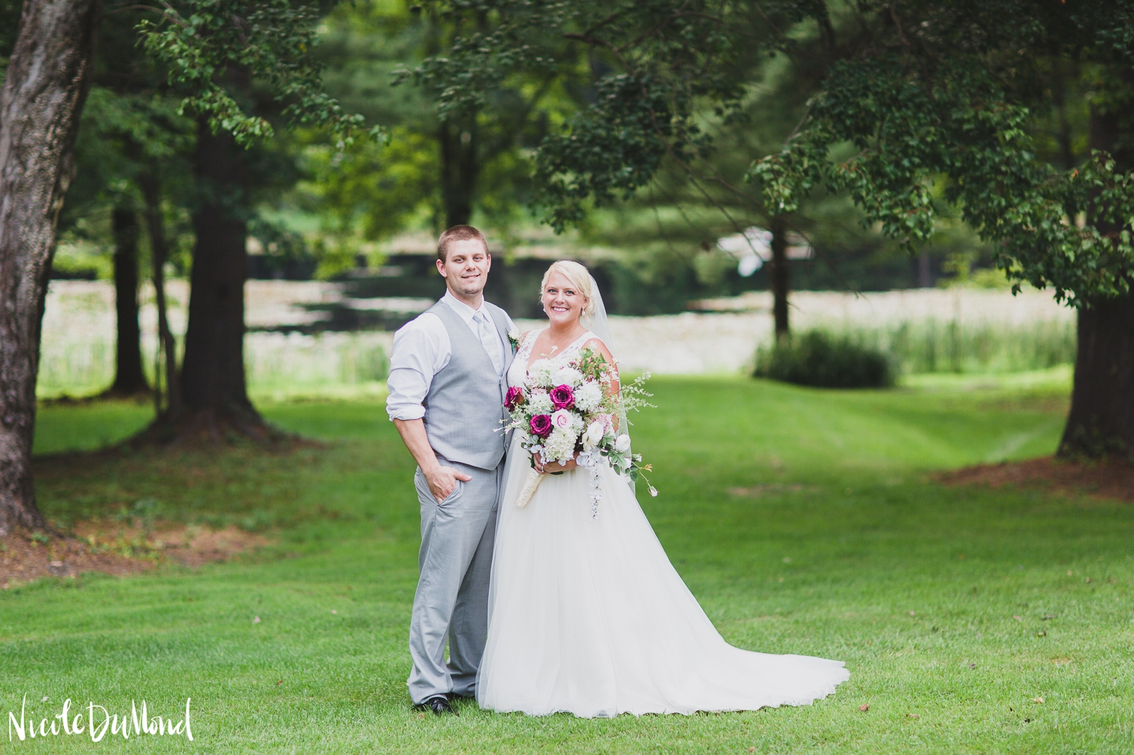 Backyard Wedding 56