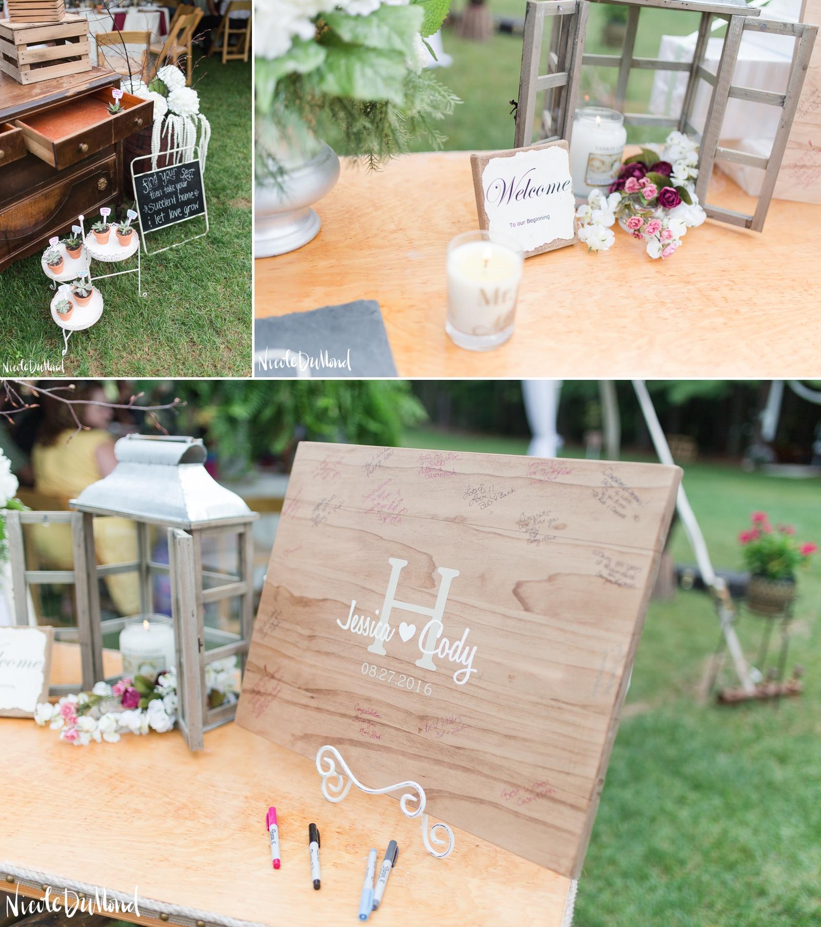 Backyard Wedding 57