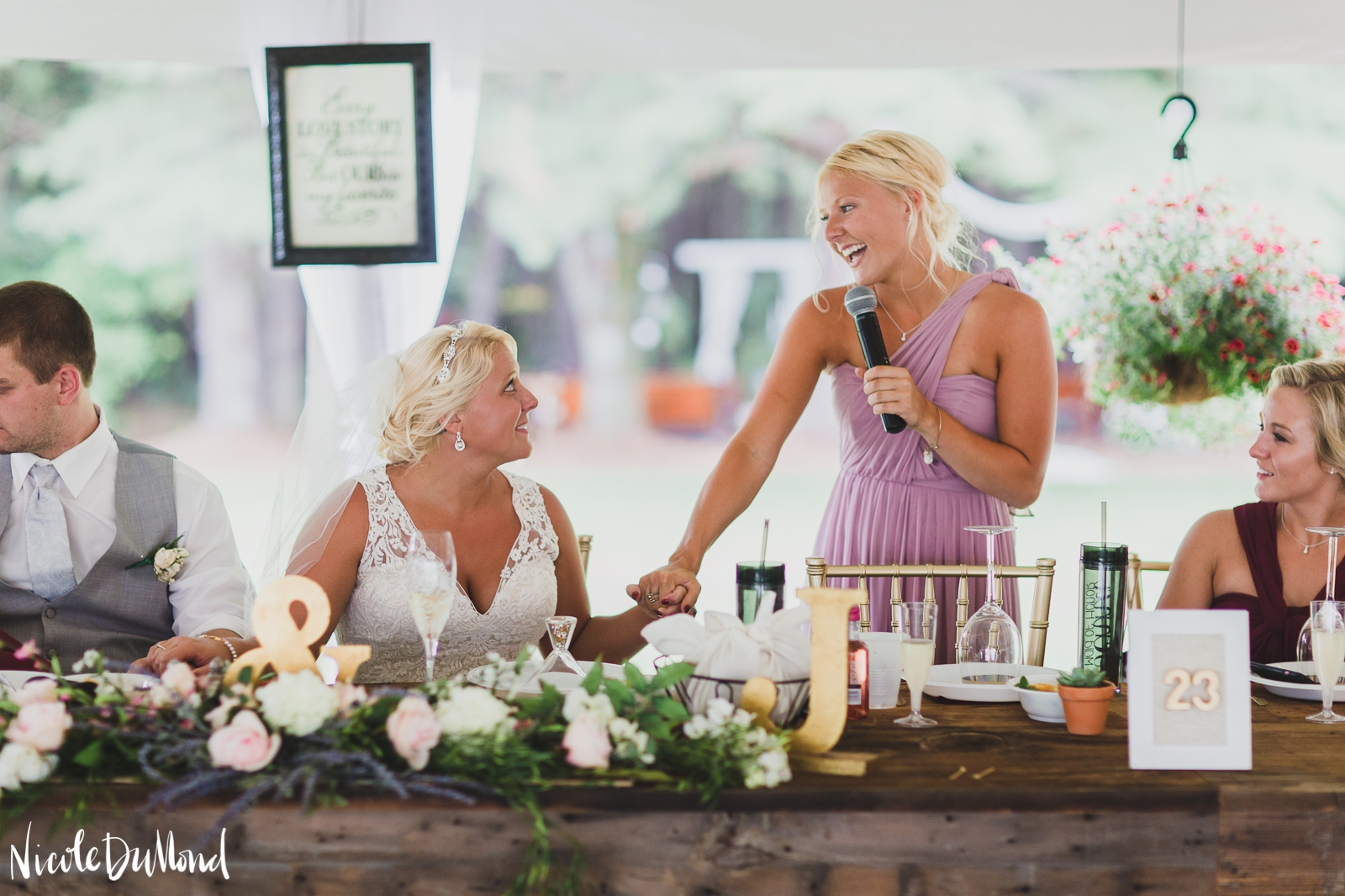Backyard Wedding 61
