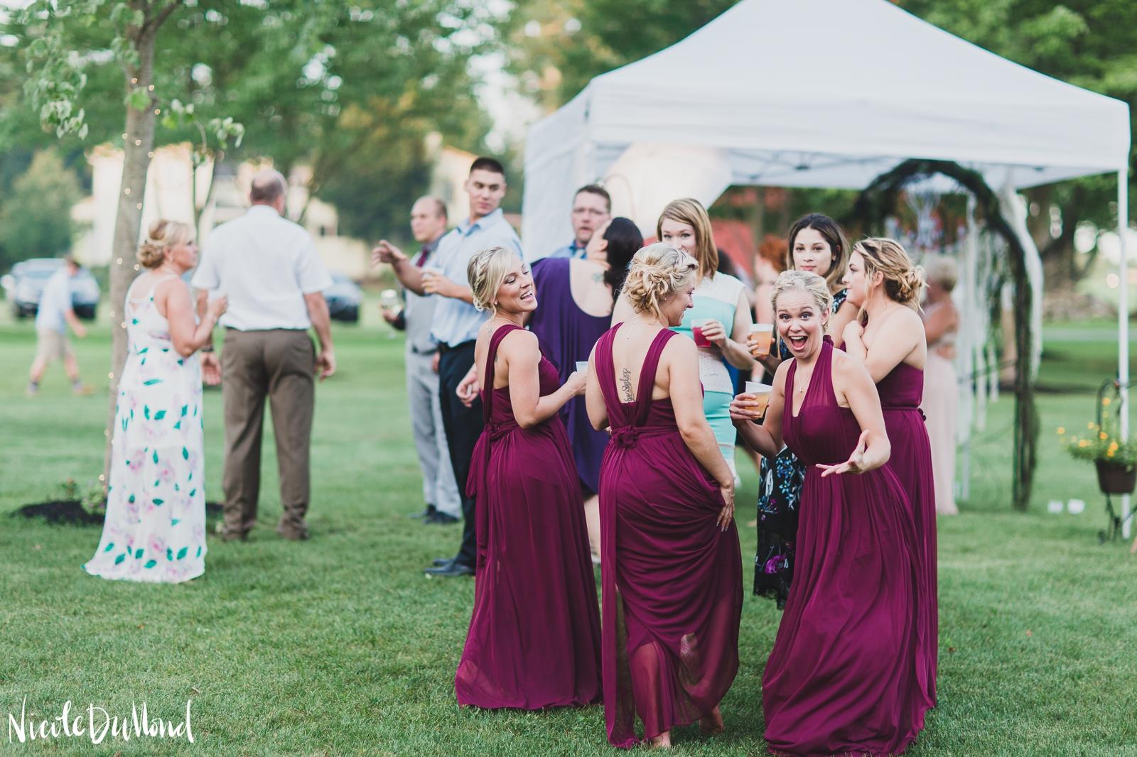 Backyard Wedding 63