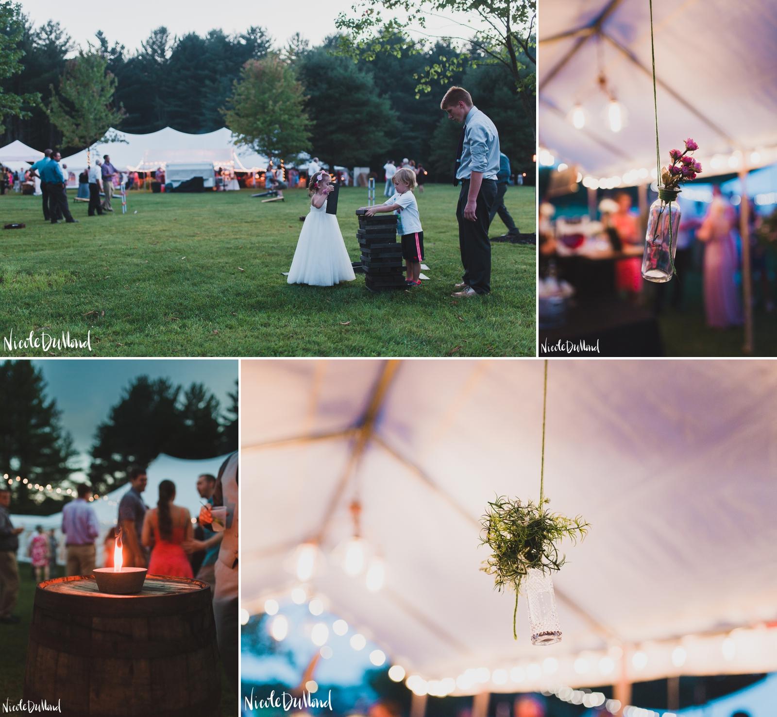 Backyard Wedding 75