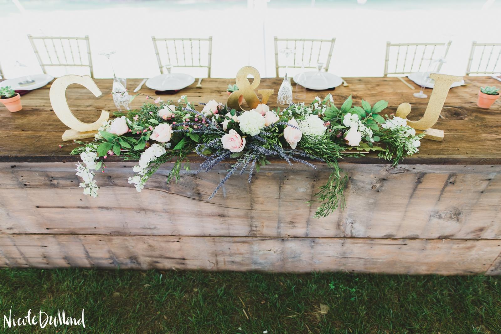 Backyard Wedding 8