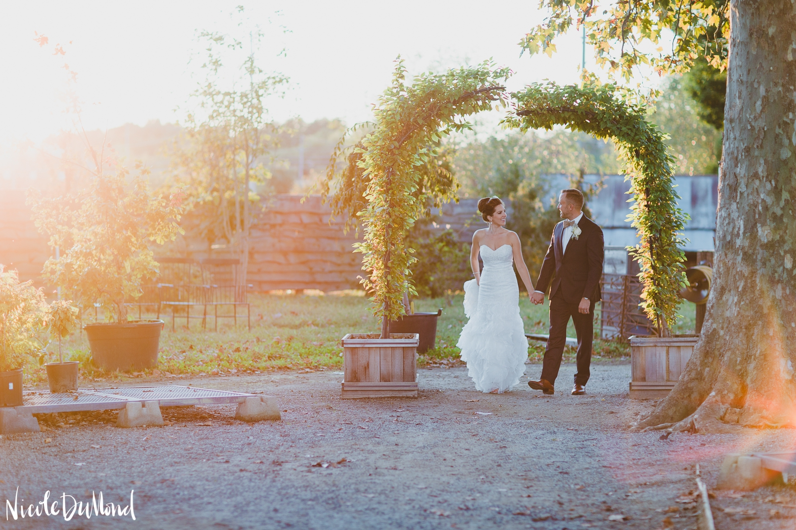 terrain wedding