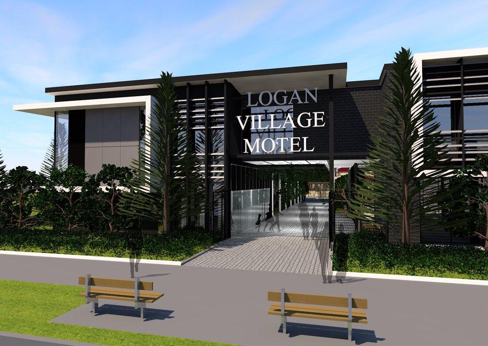 LOGAN VILLAGE HOTEL / MOTEL