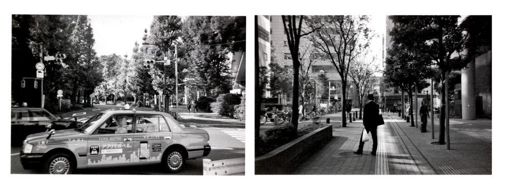 Tokyo2 by Asha Mone