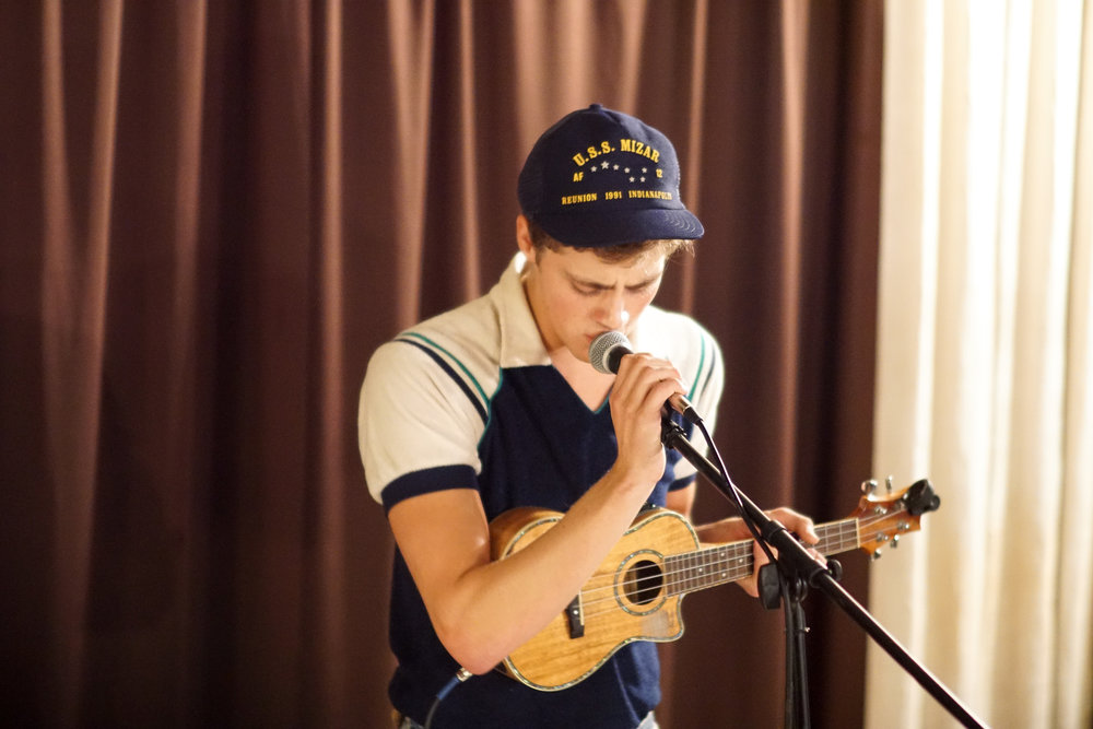 October 2018 | Photography Coverage for Sofar Los Angeles in Rita House WEHO