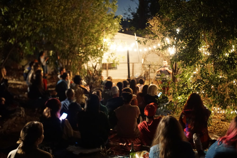 September 2018 | Photography Coverage for Sofar Los Angeles in Silverlake