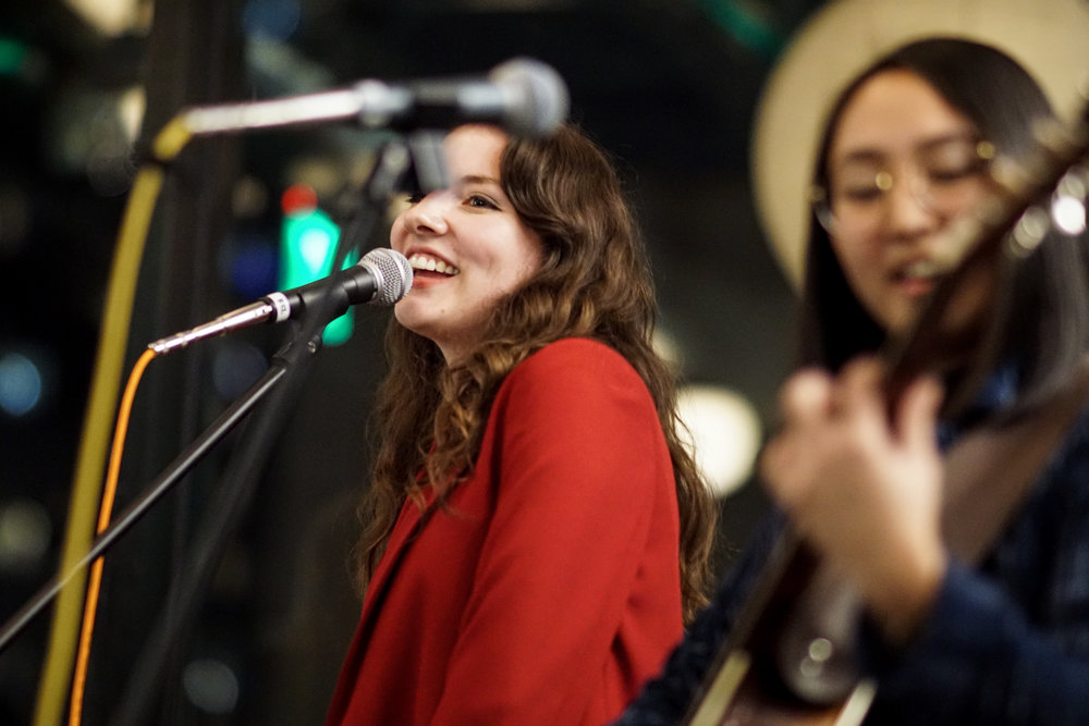 Febuary 2019 | Photography Coverage for Sofar Los Angeles at Industrious DTLA.