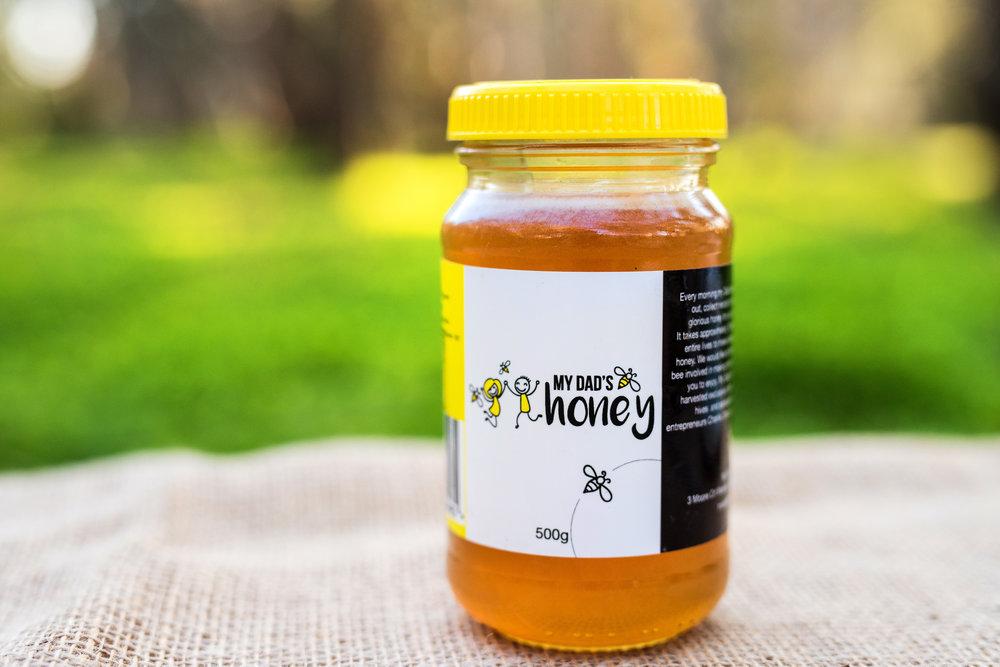 Certified Organic Honey - My Dad's Honey Blog