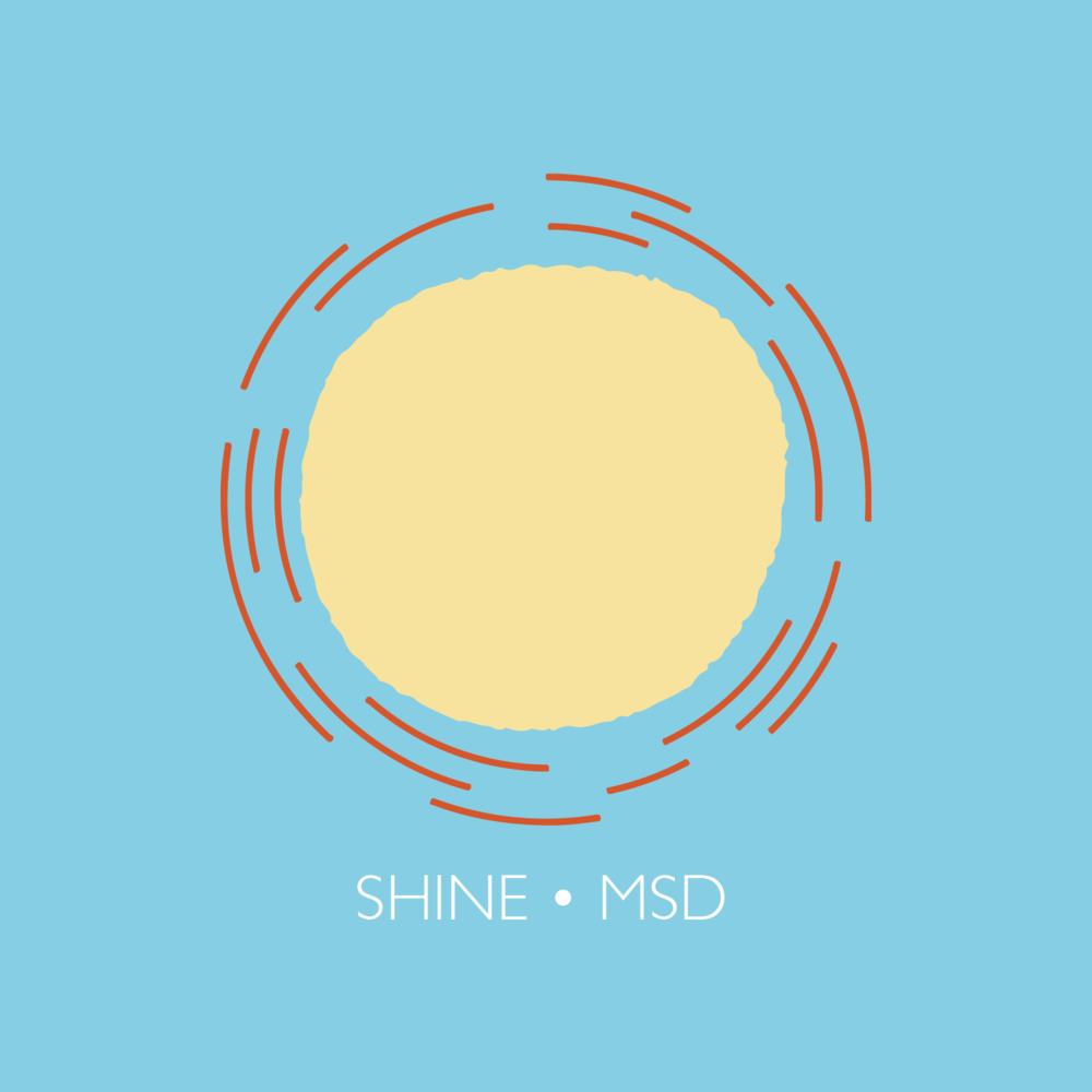About Shine MSD - Shine MSD was born to raise relief funds for victims and their families and provide mental health programs centered around the arts at Stoneman Douglas High School and Parkland. We anticipate the healing and mental health needs in our community to be a continuous, ongoing effort.Learn More
