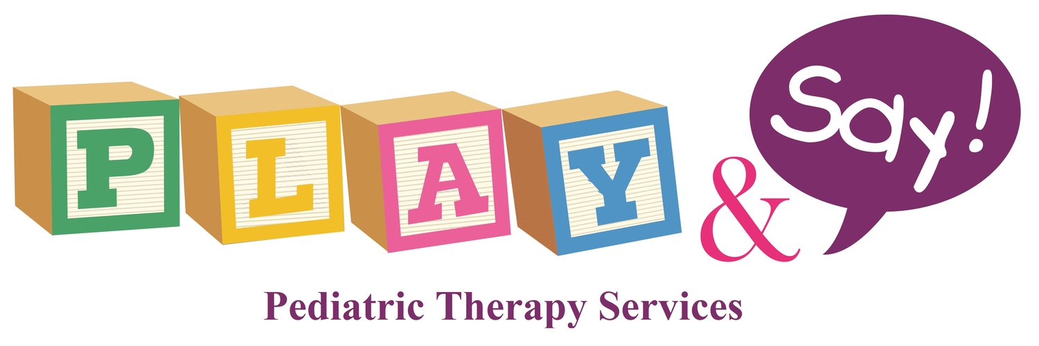 Play & Say Pediatric Therapy Services