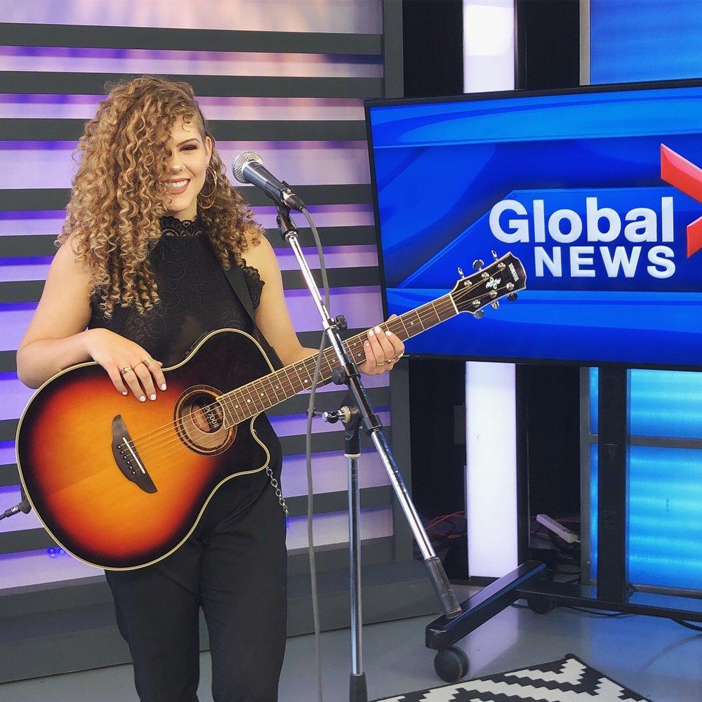 Global TV: The Morning Show Toronto -