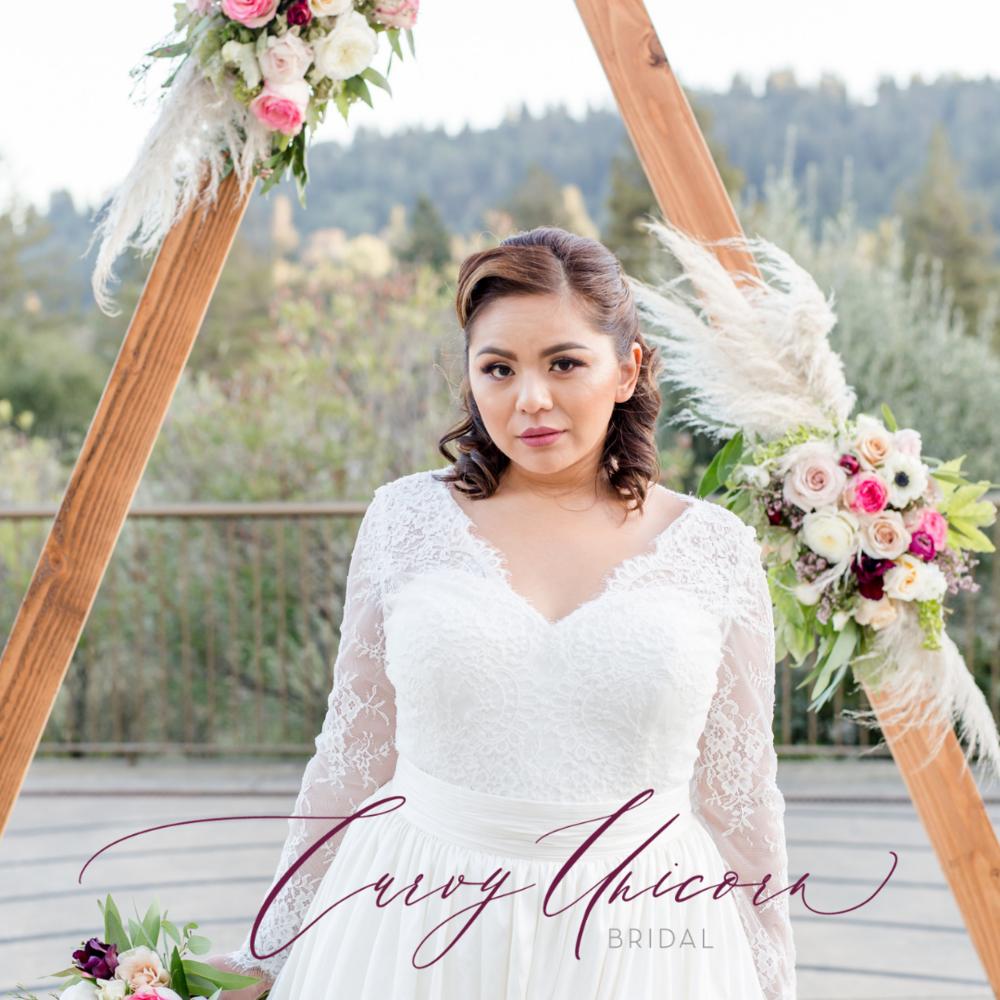 Curvy Unicorn Bridal