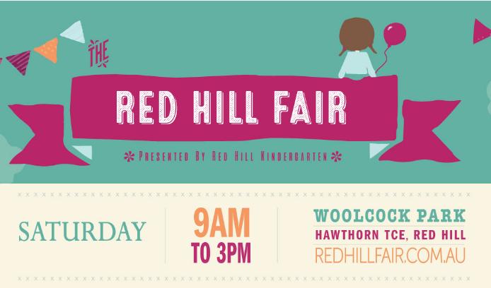 Red Hill Kindergarten Fair