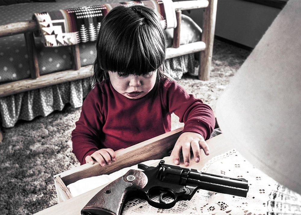 Children & Guns -