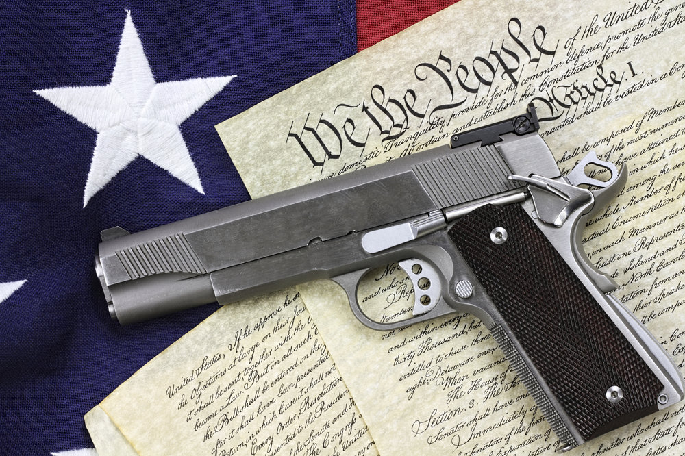 GUN INDUSTRY'S LOBBY & 2ND AMENDMENT DISCUSSIONS -