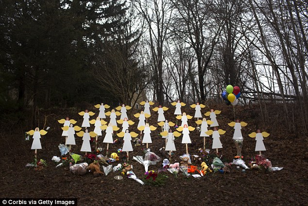 Lauren was in Sandy Hook Elementary School in Newtown, Connecticut when 20 children and six adults were killed in one of the worst school shootings in history
