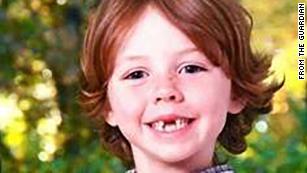 Daniel Barden was one of 20 children in kindergarten and first grade who were killed.