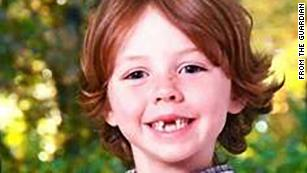 Daniel Barden was one of 20 children in kindergarten and first grade who were killed.