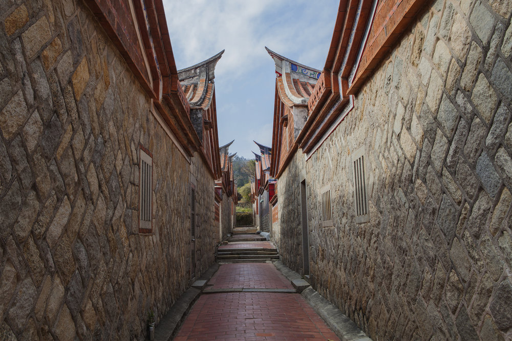 Kinmen Island Traditional Village