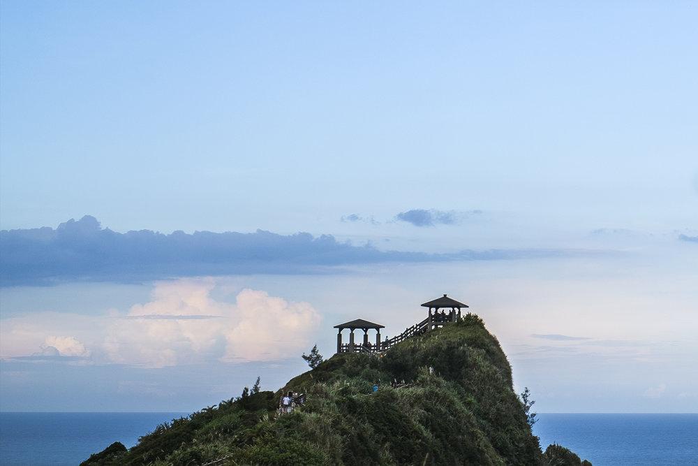 Green Island Pagoda's