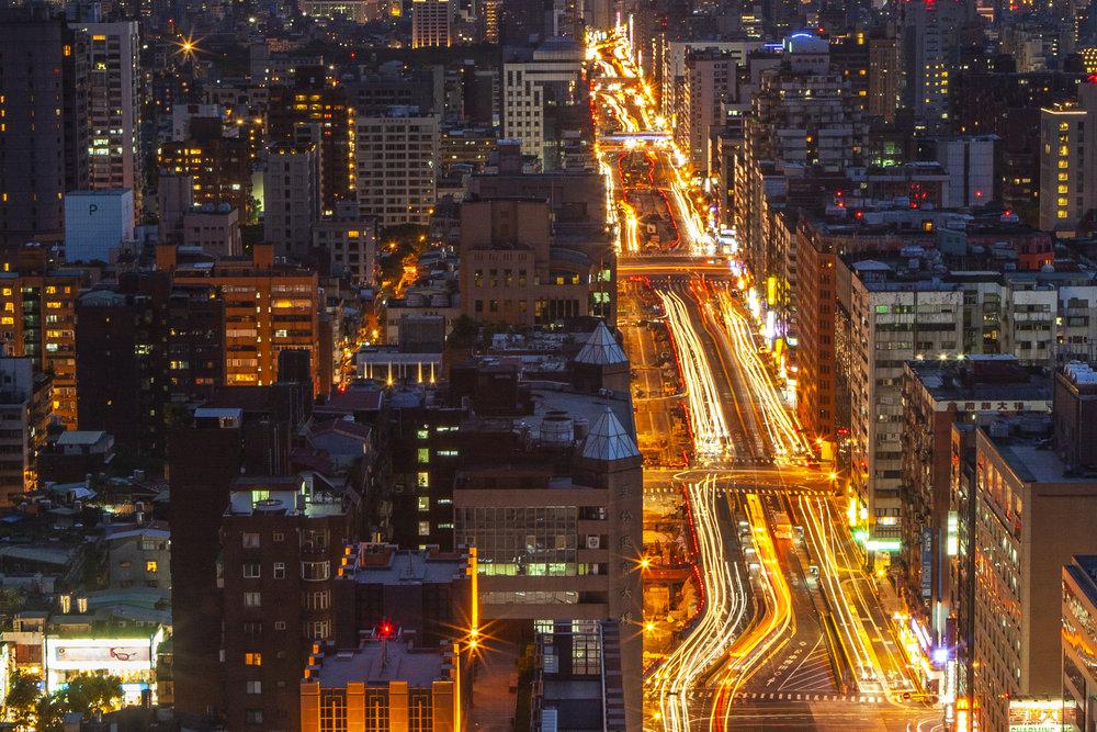 Taipei Xinyi Road