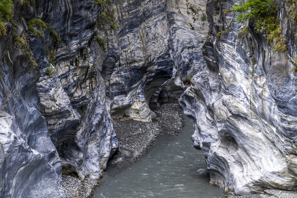 Taroko Gorge River