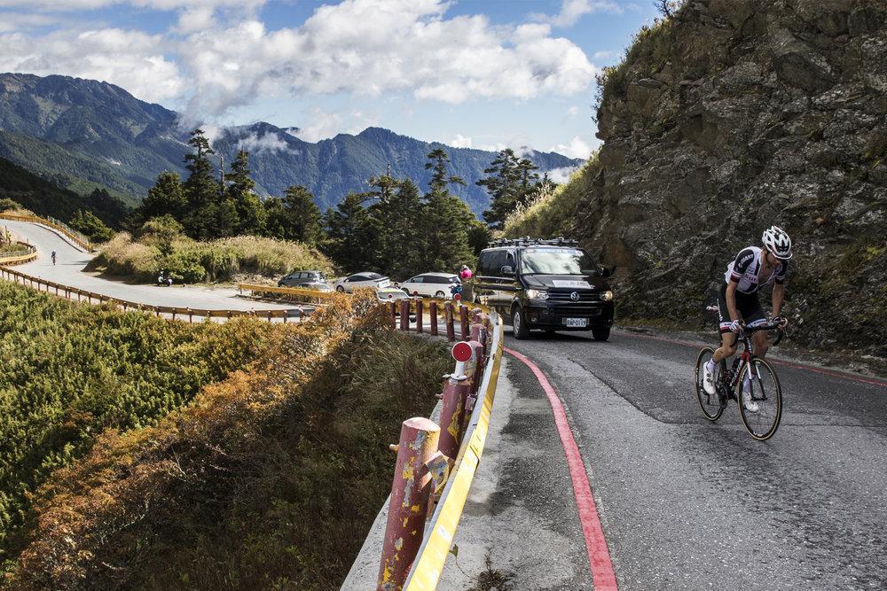 Wuling Pass