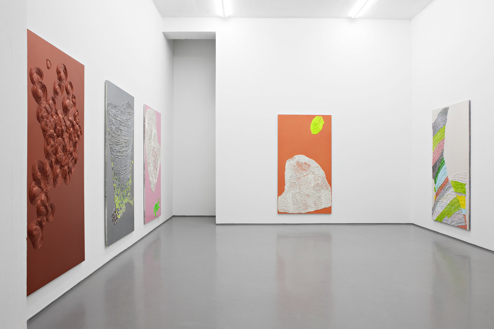 Installation view Galleri Riis Filipstad Oslo 2011