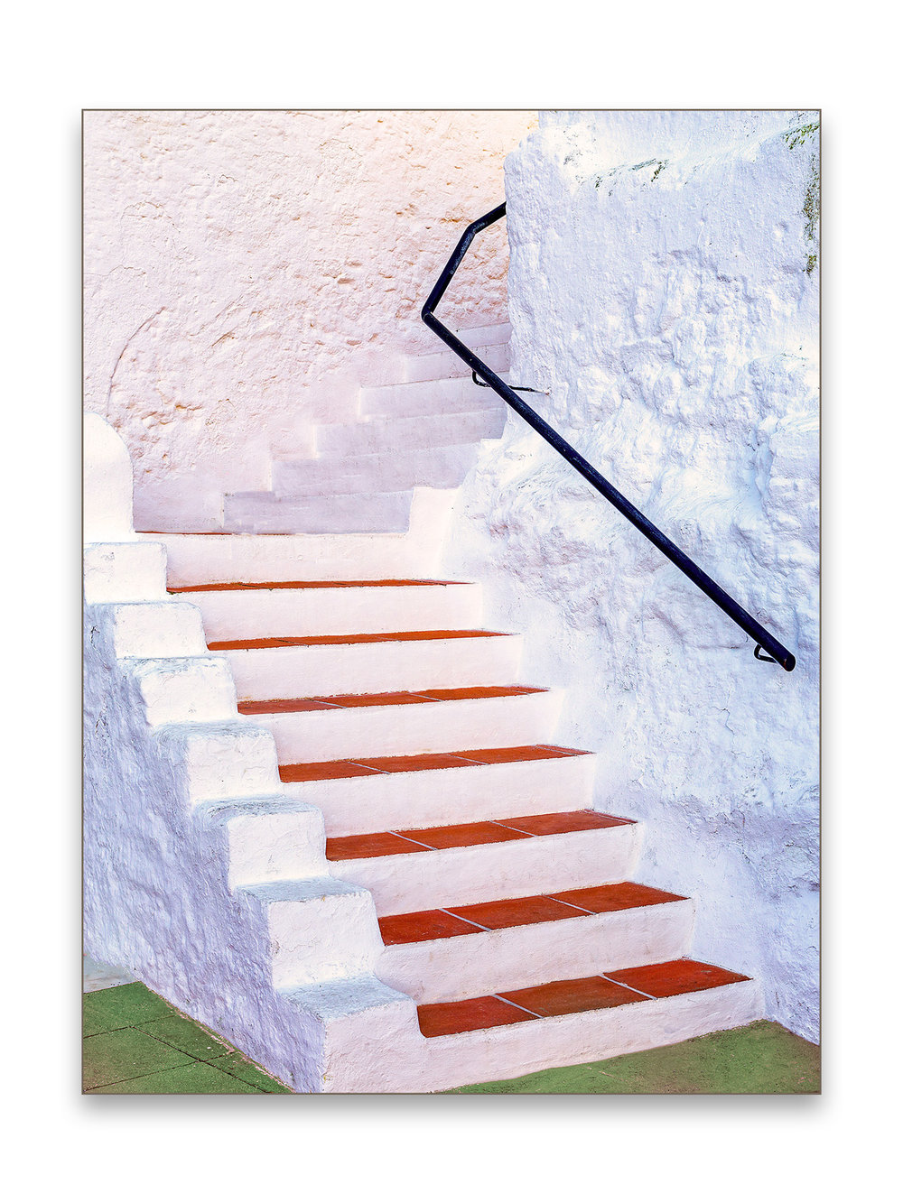 Church Stairs - 30 x 40 cm € 65,-45 x 60 cm € 95,-60 x 90 cm, € 175,-Limited edition of 107 of 10 availableClick on the image to see larger