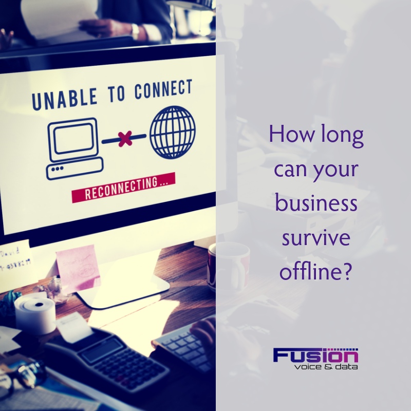 Waiting 30 days+ for connectivity is a real threat to businesses
