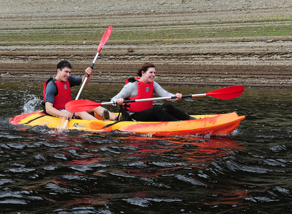 Day Activities - Click below to book Kayak, High Ropes or Archery sessions.Other activity options for groups.