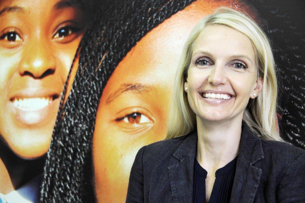 Susannah Farr:CEOGold Youth Development Agency -