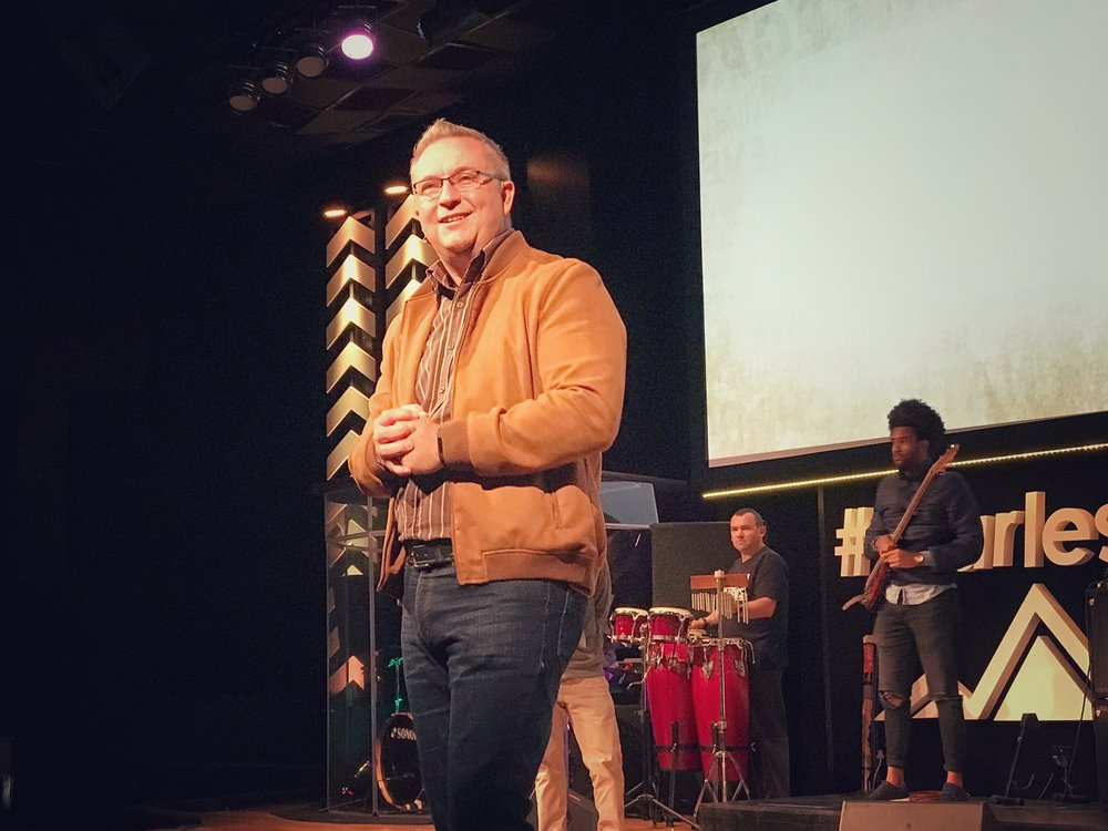 Anthony Liebenberg:Senior Pastor atLife Church - Get ready for adjustment after adjustment because that's what this book is all about. Grab a towel and enjoy the journey.